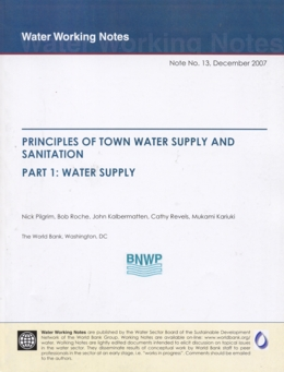 Water Supply And Sanitation Services Are Crucial To A Towns Prosperity But Service Provision In Has Been Extremely Poor Most Often Characterized By